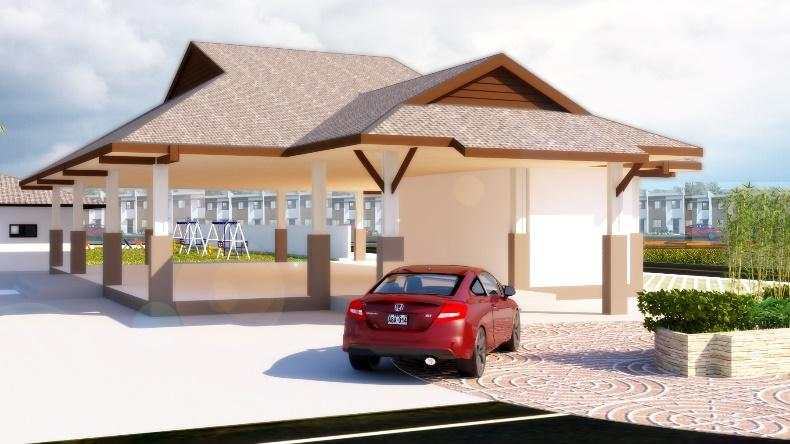 Accessible Event Areas Around Your House and Lot for Sale in Nueva Ecija