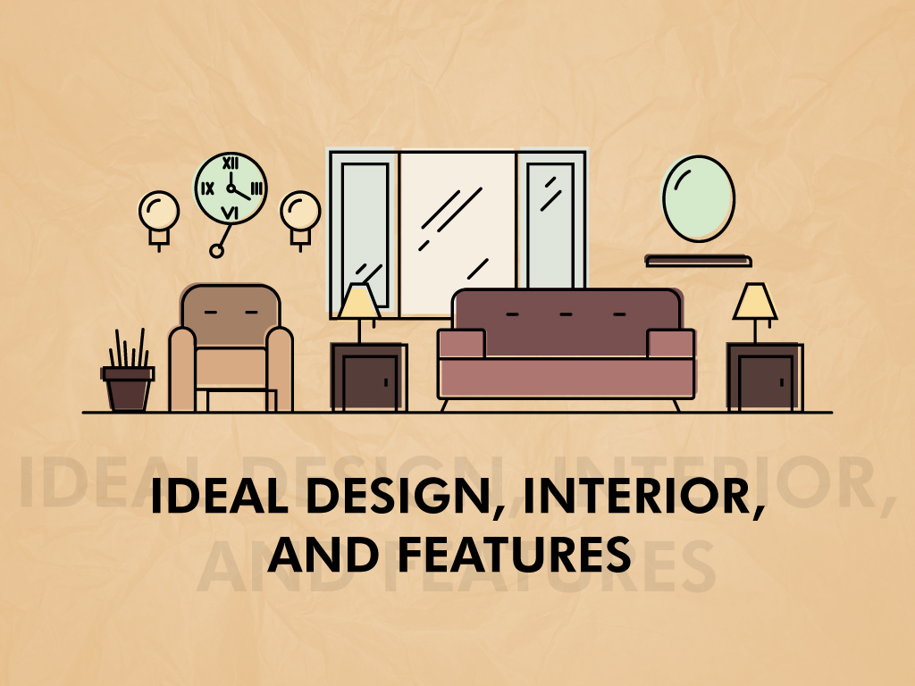 Ideal Design Interior And Features