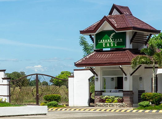 Cabanatuan East Front Gate Zoomed In